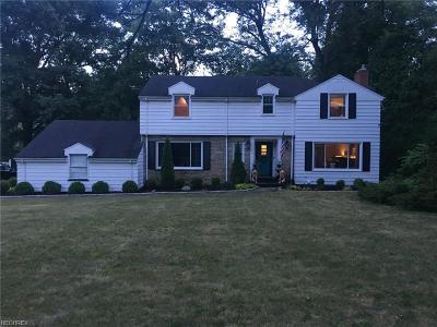 Youngstown Single Family Home For Sale: 1171 Mansell Dr