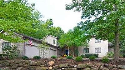 Chagrin Falls Condo/Townhouse For Sale: 198 Woodsong Way