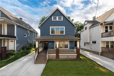 Single Family Home For Sale: 1686 West 69th St