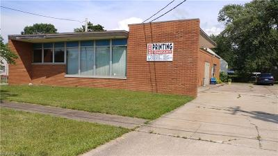 Commercial For Sale: 4795 West 139th St