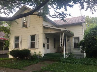 Marietta Single Family Home For Sale: 506 Seventh St