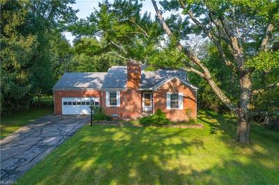 Seven Hills Single Family Home For Sale: 7304 Cricket Ln