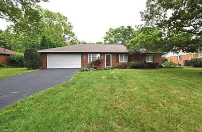 Highland Heights Single Family Home For Sale: 5508 Renee Dr