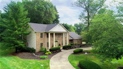 Canfield Single Family Home For Sale: 3760 Fawn Dr