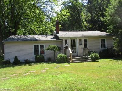 Mentor-On-The-Lake Single Family Home For Sale: 5579 Walnut St