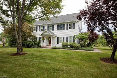 Chagrin Falls Single Family Home For Sale: 401 Deer Ct