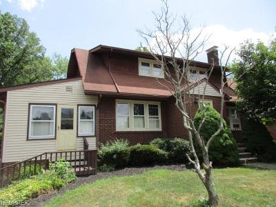 Single Family Home For Sale: 2234 Ridgewood Ave