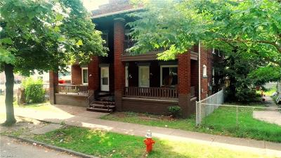 Cleveland Multi Family Home For Sale: 2701 Seymour Ave