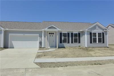 North Ridgeville Condo/Townhouse For Sale: 8747 Wakefield Run