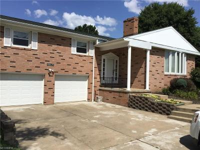 Single Family Home Sold: 48615 Lakeview Cir