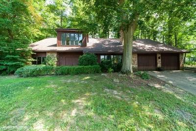 Zanesville Single Family Home For Sale: 998 Eastward Cir
