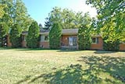 Zanesville Single Family Home For Sale: 964 Country Club Dr