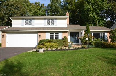 Lyndhurst Single Family Home For Sale: 1047 Roland Rd