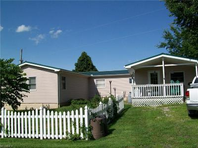 McConnelsville Single Family Home For Sale: 7260 North Pisgah Ridge Rd Northwest