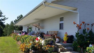 Belpre Single Family Home For Sale: 539 Congress Rd