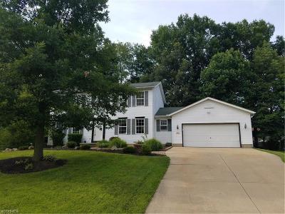 Garrettsville Single Family Home For Sale: 8225 Clover Ln