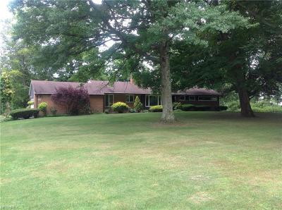 Single Family Home For Sale: 20483 Middletown Rd