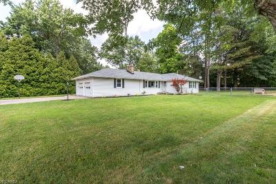 Strongsville Single Family Home For Sale: 14771 Stone Creek Oval