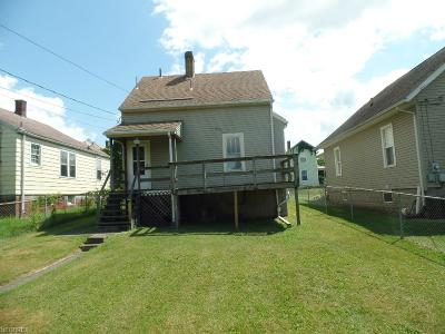 Zanesville Single Family Home For Sale: 727 Munson Ave