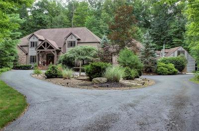 Valley City Single Family Home For Sale: 227 Boston Lake Dr
