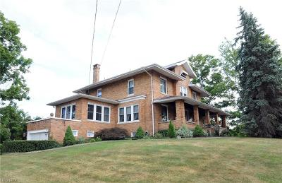 Cambridge Single Family Home For Sale: 9232 Cadiz Rd