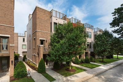 Cleveland Heights Condo/Townhouse For Sale: 1411 Slate Ct