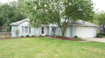 Single Family Home For Sale: 2703 Chadwick Ct
