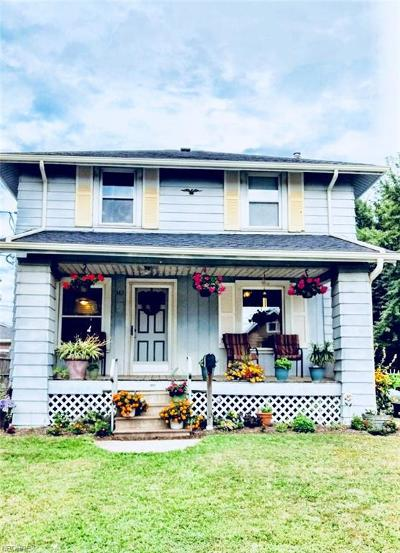 Wadsworth Single Family Home For Sale: 149 Ohio