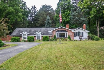 Mentor Single Family Home For Sale: 7644 Mary Ln