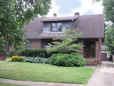 Cleveland Single Family Home For Sale: 16805 Marquis Ave