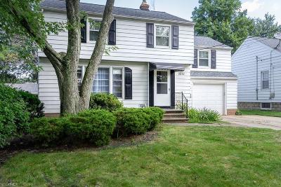 Lyndhurst Single Family Home For Sale: 5251 Edenhurst Rd