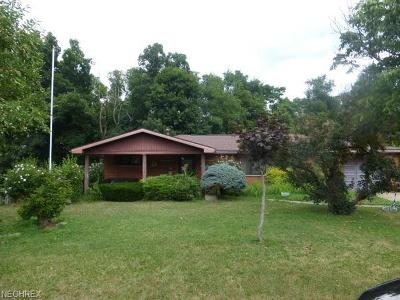 Guernsey County Single Family Home For Sale: 1255 Westchester Dr