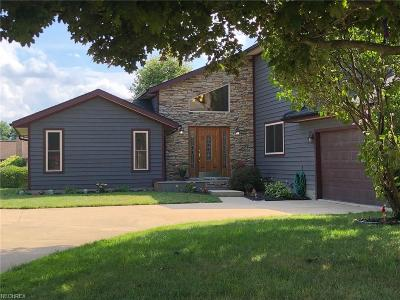 Ravenna Single Family Home For Sale: 1310 Woodbend Rd