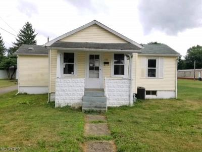 Single Family Home Sold: 603 Oxford Ave