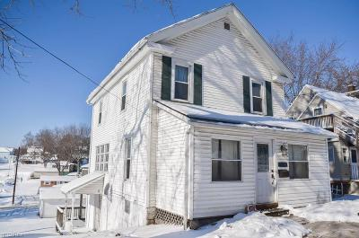 Single Family Home For Sale: 406 North Main St