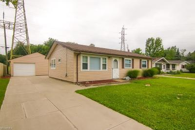 Berea Single Family Home For Sale: 521 Holly Dr