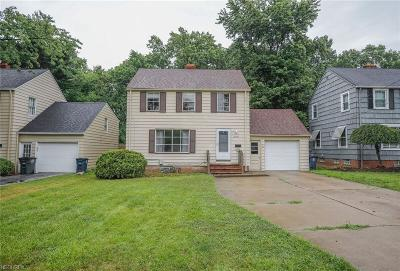 Lyndhurst Single Family Home For Sale: 5009 Anderson Rd