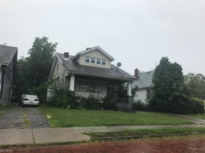 Cleveland Single Family Home For Sale: 12212 Craven Ave