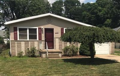Vienna Single Family Home For Sale: 1409 23rd
