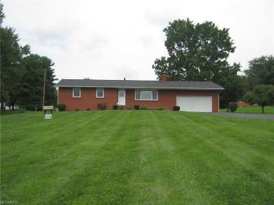 Zanesville Single Family Home For Sale: 5325 Airwood Dr
