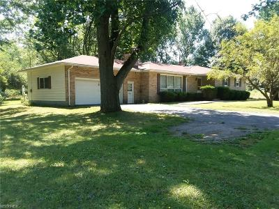 Ravenna Single Family Home For Sale: 2962 Lovers Ln
