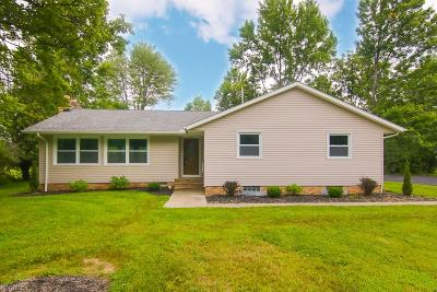 Middleburg Heights Single Family Home For Sale: 18742 Main St