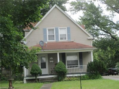 Struthers Single Family Home For Sale: 294 Poland Ave