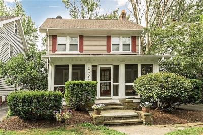 Cleveland Heights Single Family Home For Sale: 3332 Ormond Rd