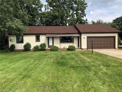 Middleburg Heights Single Family Home For Sale: 7201 Pleasant St