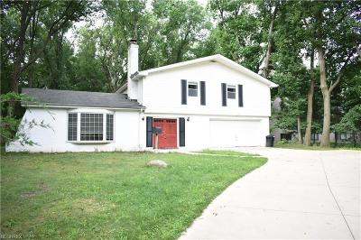 Single Family Home For Sale: 27525 Seneca Dr