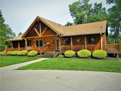 Strongsville Single Family Home For Sale: 18048 Strongsville Blvd
