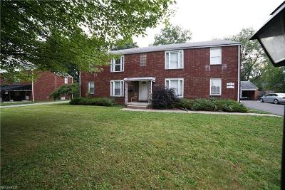 Youngstown Multi Family Home For Sale: 5252 Pine Tree Ln