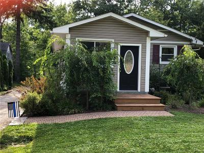 Chagrin Falls Single Family Home For Sale: 152 Solon Rd