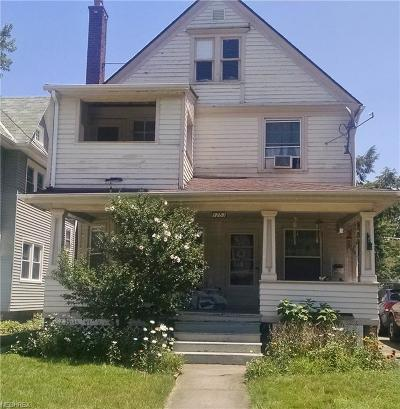 Multi Family Home Sold: 1253 Saint Charles Avenue